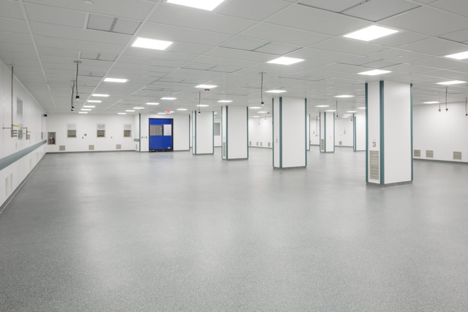 Going with the Airflow: Making the Modern Cleanroom