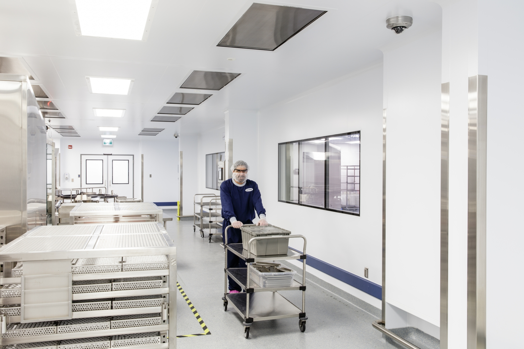 Preventative Cleanroom Maintenance: Protecting Your Investment and Reducing Risk