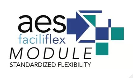 AES Clean Technology Transforms Cleanroom  Design and Construction with Faciliflex Module